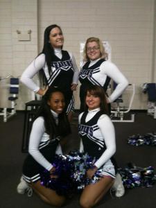 Senior Year cheer